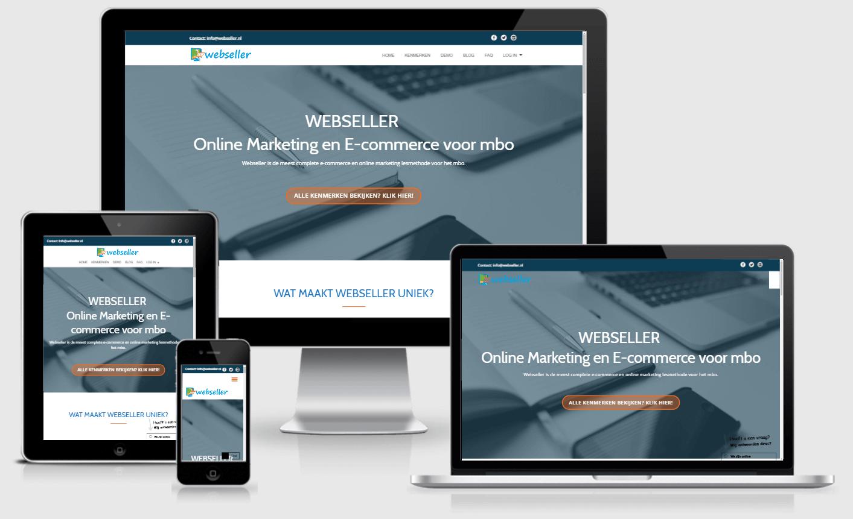 webseller online marketing en ecommerce voor mbo 1